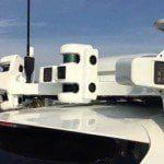 Apple'ın otonom araba teknolojisi ilk kez yakından görüldü!