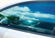 Arabada cam filmi yasak