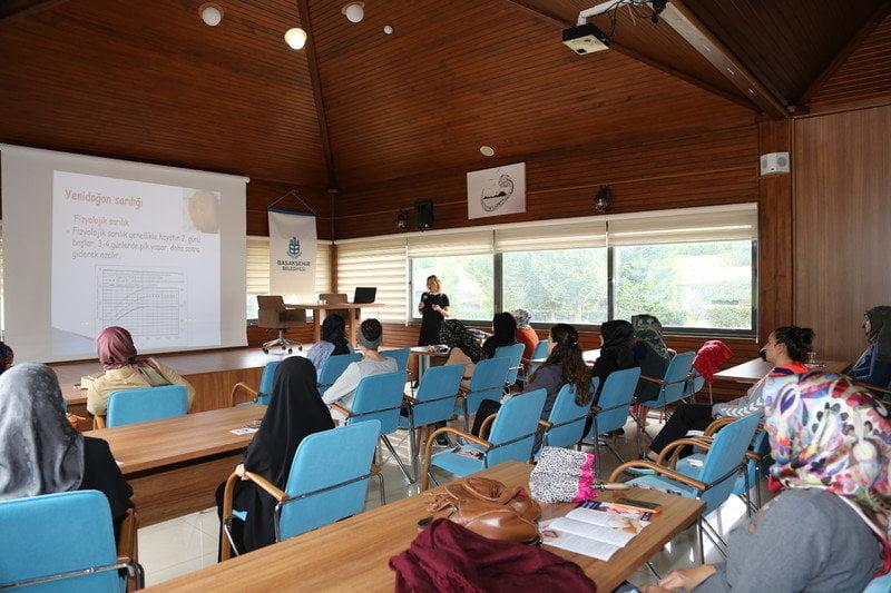 Başakşehir Gebelik Okulu'nda 3.Hafta