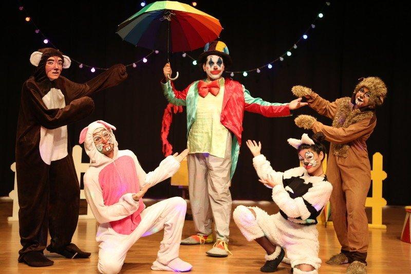 Başakşehir çocuk tiyatrosuna yoğun ilgi