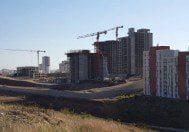 Başakşehir Toki-Makro İnşaatı Ekim 2017