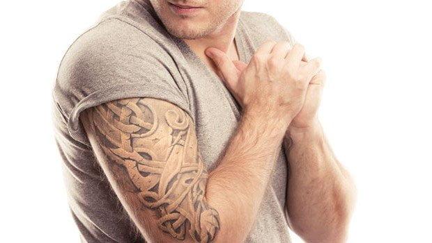 Dövme yaptırmadan önce iyi düşünün