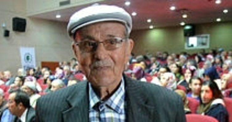 TOKİ sayesinde 89 yaşında'Ev'lendi