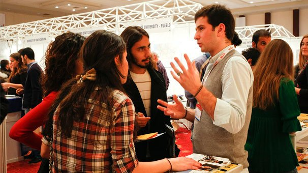 En iyi üniversiteler Türkiye'de bir araya geliyor