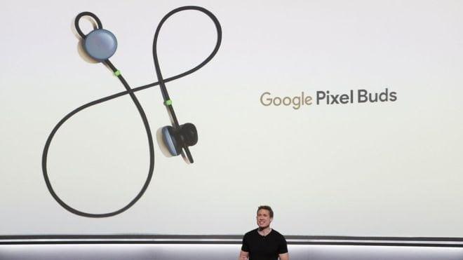 Google Pixel Buds: 40 dilde tercüme yapabilen kulaklık