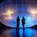 Google'ın balonu ücretsiz İnternet dağıtımına başladı