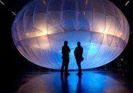 Google'ın balonu internet dağıtmaya resmen başladı!