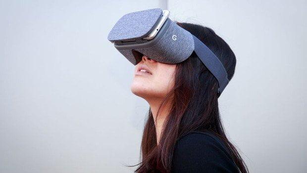 Google'ın yeni VR başlığı DayDream ortaya çıktı