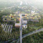 İbn Haldun Üniversitesi Yeni Merkez Kampüsü