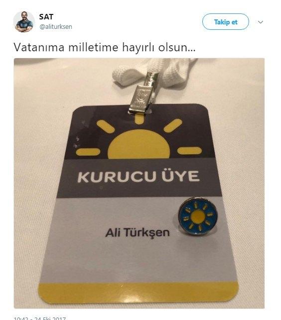 Meral Akşener'in parti logosu ve kurucular listesi