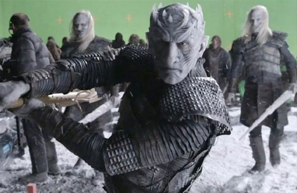 İşte Game Of Thrones`un kamera arkası