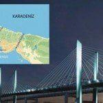 Kanal İstanbul'un genişliği!