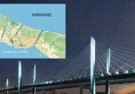 İşte Kanal İstanbul'un genişliği!