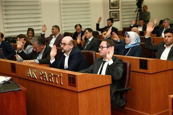 Başakşehir Belediyesi 2018 tahmini bütçesi onaylandı