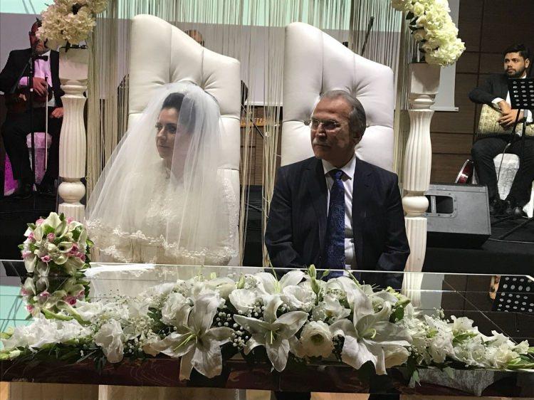 Mehmet Ali Şahin evlendi