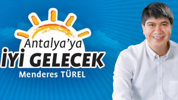 Menderes Türel'den 'İyi Parti' açıklaması