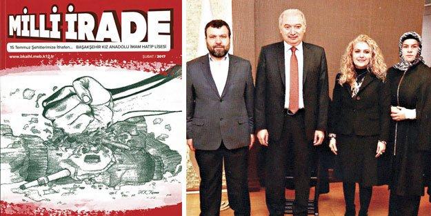 Başakşehir Kız Anadolu İHL Yeni Dergi Çıkarıyor