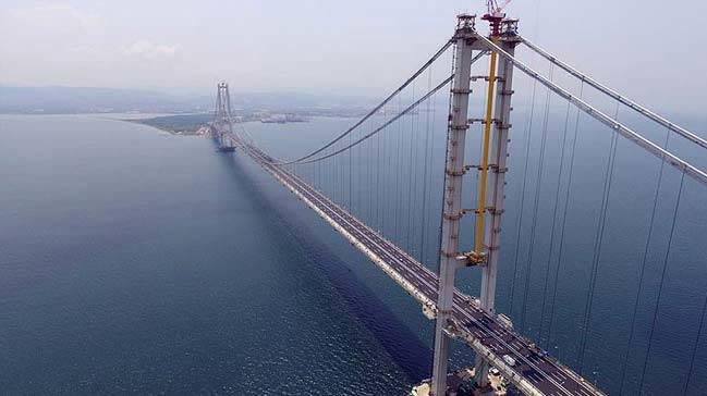 Osmangazi Köprüsü'nden günde kaç araç geçiyor?