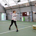 Başakşehir Tenis Parkı kış okulu başladı