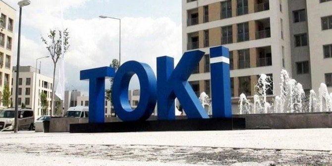 TOKİ'den Türkiye'ye örnek anlaşma