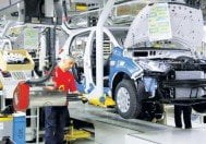Otomobil imalatı
