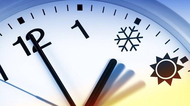Yaz saati uygulamasında flaş açıklama