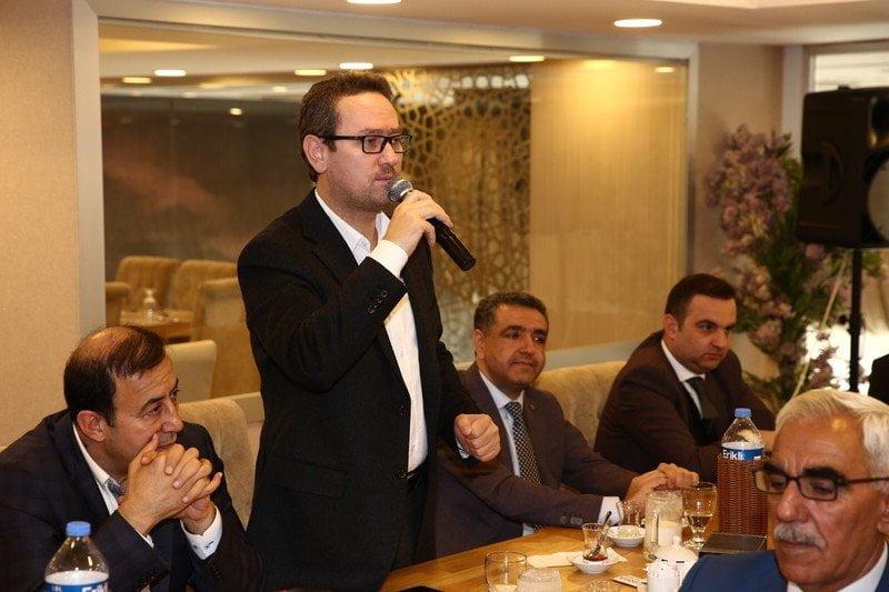 Derik'e Başakşehir'den yardım eli