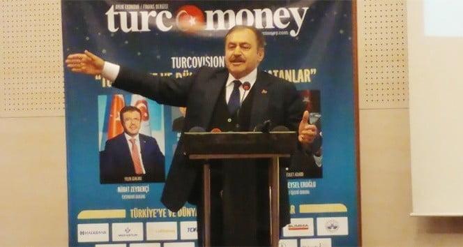 Veysel Eroğlu'na 'Yılın Devlet Adamı' ödülü