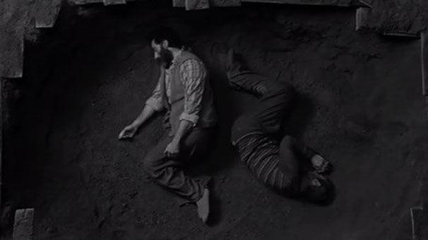 Buğday filminin galası Beştepe'de