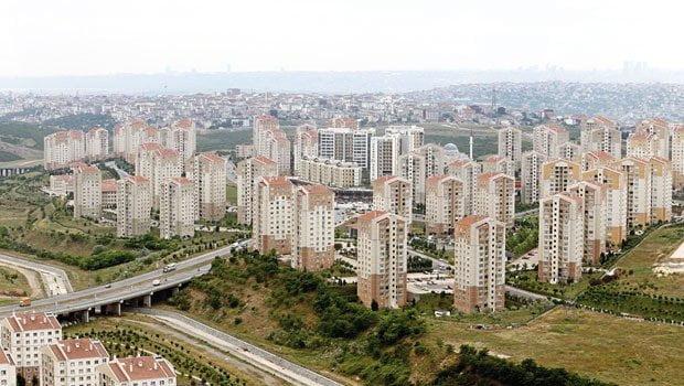 Başakşehir'de Fiyatlar Yükseliyor