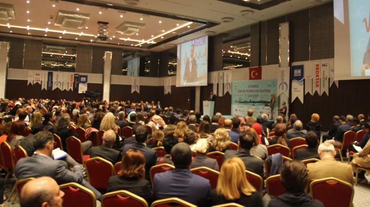 İstanbul Sağlık Der Çalıştayı'na büyük katılım