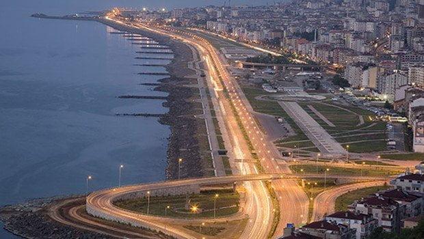 Karadeniz'de ihracatın lideri, Trabzon