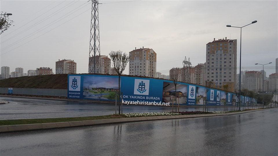 Kayaşehir Kültür Merkezi İnşaatı Başlıyor