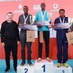 Vodafone İstanbul Maratonu Kazananı Belli Oldu