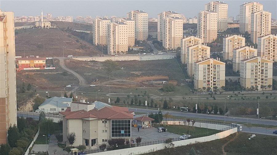 Toki Kayaşehir'e Özel Okul Yapılıyor