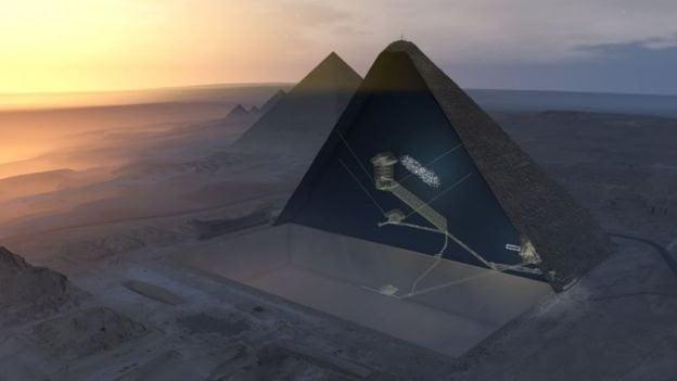 Mısır Piramitlerinin yapım sırrı çözülüyor
