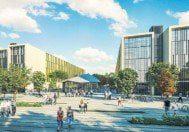 Şehir Üniversitesi, Dragos'a taşındı