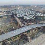 3. Havalimanı'nın son hali havadan görüntülendi