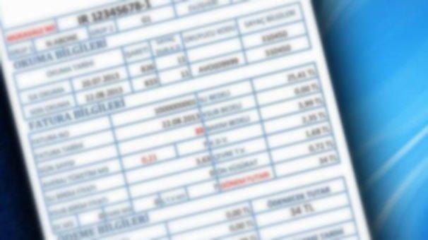 TESK'ten su faturaları ile ilgili açıklama