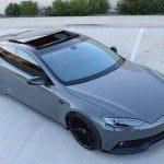 Tesla Model S gitti, bu kez yerine Zero TS geldi