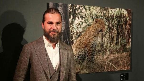 Üç gün beklenen leopar serginin ilk gününde satıldı