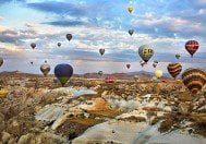 Uçan balonlarda