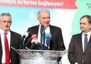 Uysal: Eminönü-Eyüpsultan-Alibeyköy tramvay hattını 2018 sonunda bitirmeyi planlıyoruz