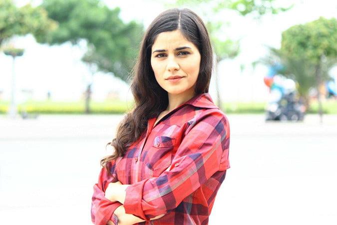 Zeynep Çamcı'nın Yeni Dizisi için geri sayım