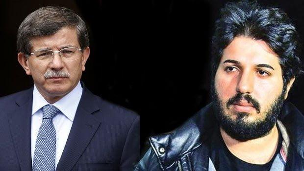 Ahmet Davutoğlu'ndan Zarrab yorumu…