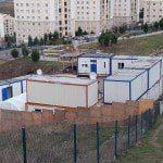 Başakşehir BERM İnşaatı Aralık 2017