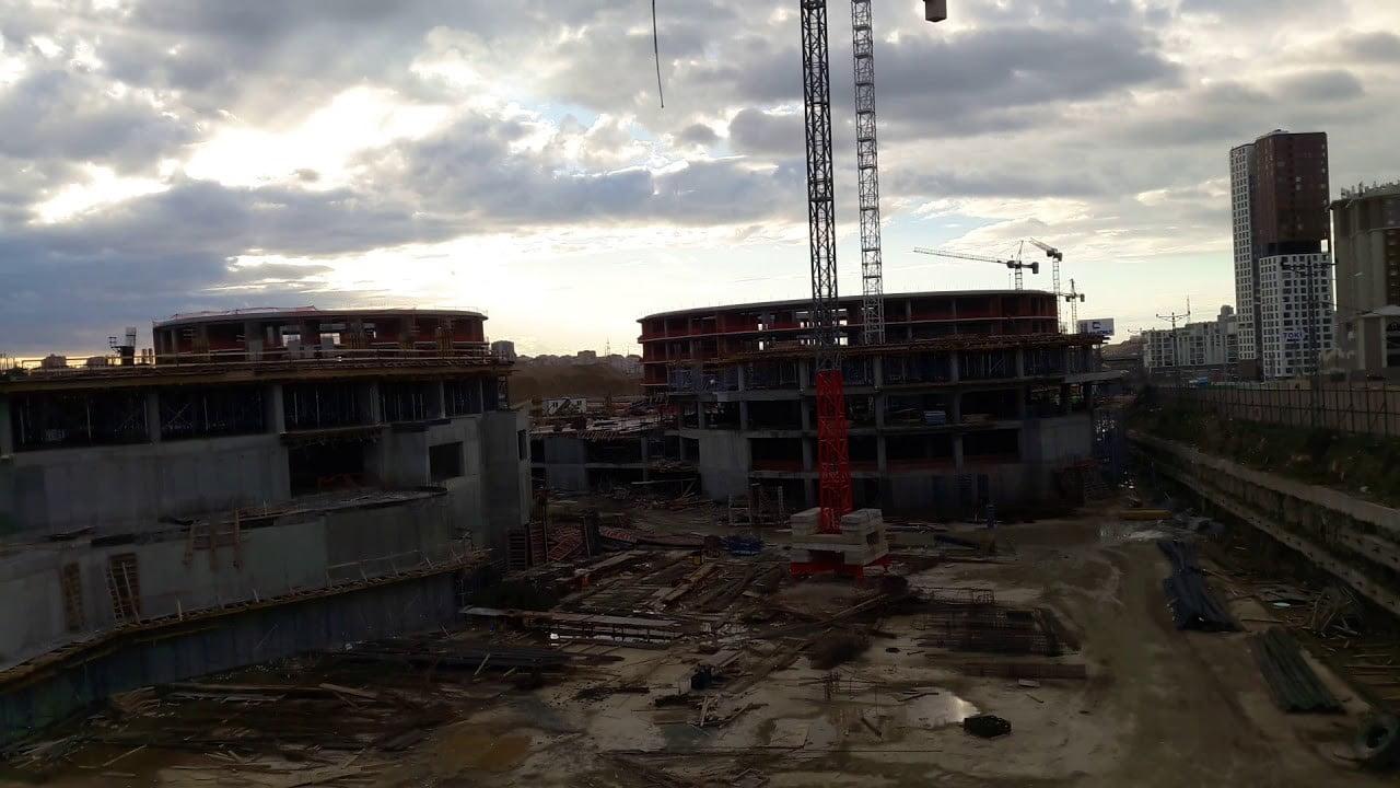 Başakşehir Kuzey Yakası Projesi Tam Gaz