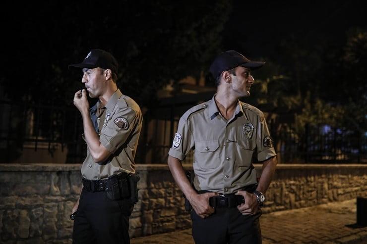 Başakşehir'de Gece Bekçisi