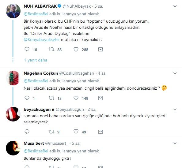 Beşiktaş Belediyesi ne yapmaya çalışıyor?