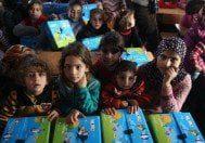 İHH'dan Suriye'deki yetim çocuklar için anaokulu